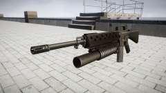 Винтовка M16A2 M203 sight2