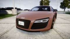 Audi R8 plus 2013 Wald rims