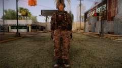 Chaffin from Battlefield 3 для GTA San Andreas