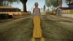 Kebaya Girl Skin v2 для GTA San Andreas