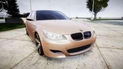 BMW M5 E60 v2.0 Wald rims для GTA 4