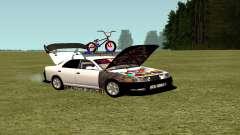 Toyota Mark 2 для GTA San Andreas