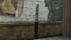 Новый нож