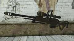 Piers Nivans Rifle from Resident Evil 6