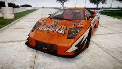 Lamborghini Murcielago LP640 R-GT для GTA 4