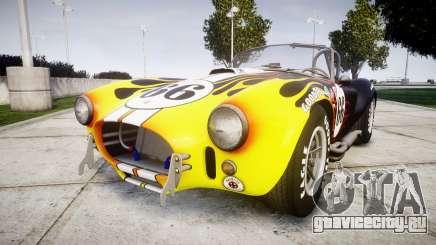 AC Cobra 427 PJ2 для GTA 4