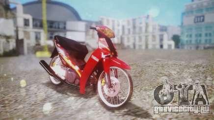 Yamaha Vega R 2007 для GTA San Andreas