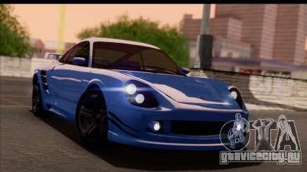 Comet from GTA 5 для GTA San Andreas