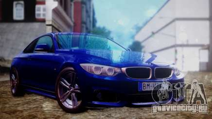 BMW 435i купе для GTA San Andreas