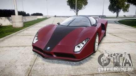 GTA V Grotti Cheetah для GTA 4