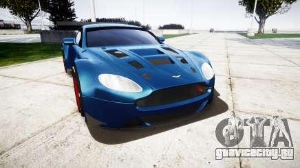 Aston Martin V12 Vantage GT3 2012 для GTA 4