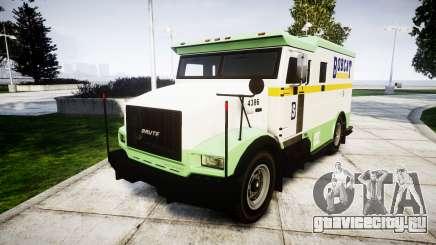 GTA V Brute Securicar для GTA 4