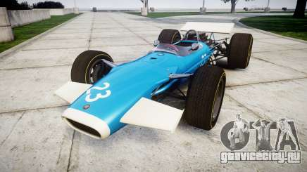 Lotus Type 49 1967 [RIV] PJ23-24 для GTA 4