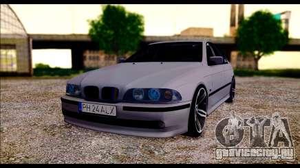 BMW 520d 2000 для GTA San Andreas