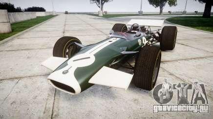 Lotus Type 49 1967 [RIV] PJ1-2 для GTA 4