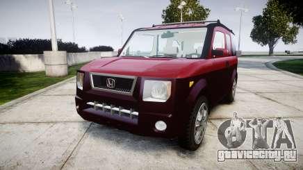 Honda Element 2005 для GTA 4