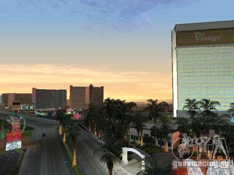 Real California Timecyc для GTA San Andreas седьмой скриншот