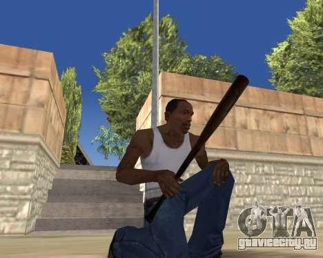 HD Weapon Pack для GTA San Andreas одинадцатый скриншот