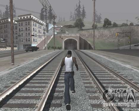 Colormod High Black для GTA San Andreas пятый скриншот