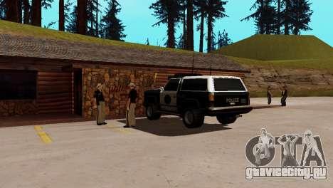 Оживление заправок San Fierro Country для GTA San Andreas восьмой скриншот