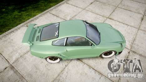GTA V Pfister Comet 911 Wheel для GTA 4