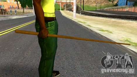 Poolcue from GTA 4 для GTA San Andreas третий скриншот