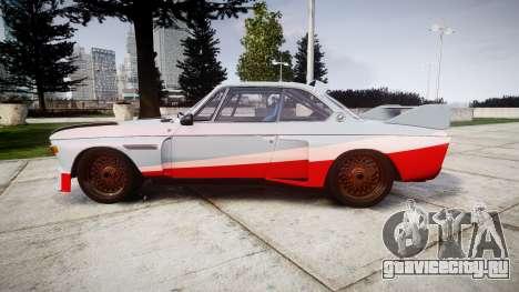 BMW 3.0 CSL Group4 для GTA 4 вид слева