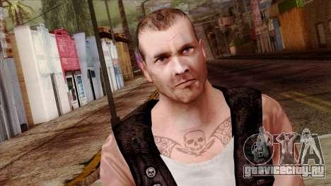 GTA 4 Skin 56 для GTA San Andreas третий скриншот