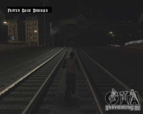 Colormod High Black для GTA San Andreas седьмой скриншот
