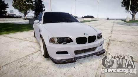 BMW E46 M3 для GTA 4
