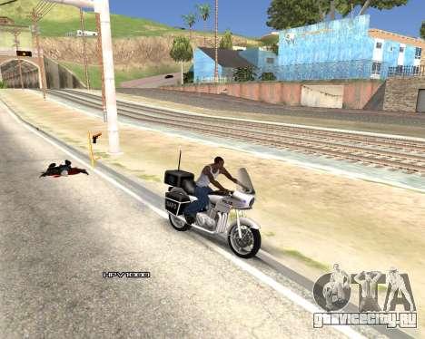 Car Name для GTA San Andreas шестой скриншот
