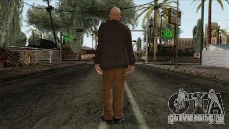 GTA 4 Skin 60 для GTA San Andreas второй скриншот