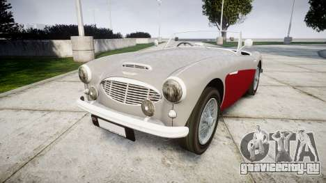 Austin-Healey 100 1959 для GTA 4