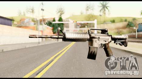 M4 from Metal Gear Solid для GTA San Andreas