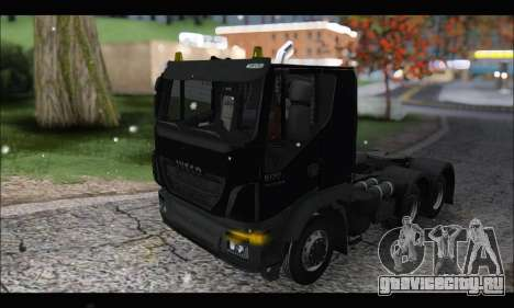 Iveco Trakker 2014 Snow (IVF & ADD) для GTA San Andreas