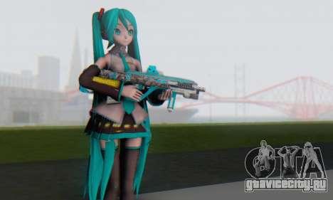 Hatsune Miku Dreamy Theater для GTA San Andreas