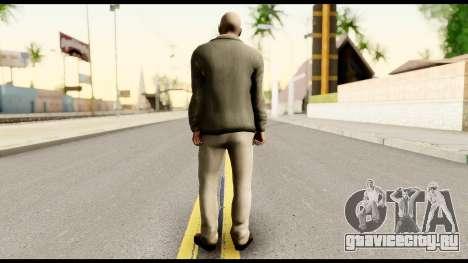 Heisenberg from Breaking Bad для GTA San Andreas второй скриншот