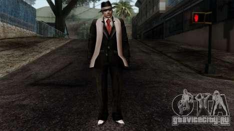 Resident Evil Skin 6 для GTA San Andreas
