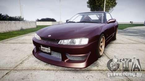 Nissan Silvia S14 Sil80 для GTA 4