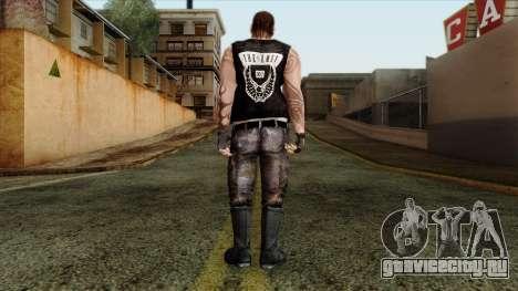 GTA 4 Skin 56 для GTA San Andreas второй скриншот