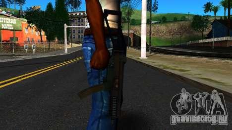 UMP9 from Battlefield 4 v2 для GTA San Andreas третий скриншот