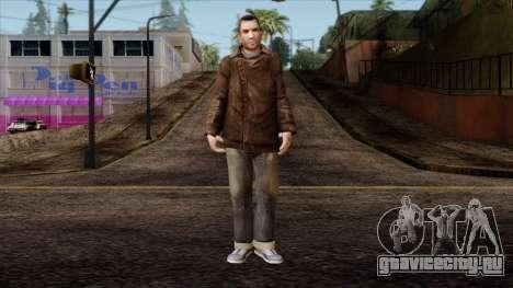 GTA 4 Skin 49 для GTA San Andreas