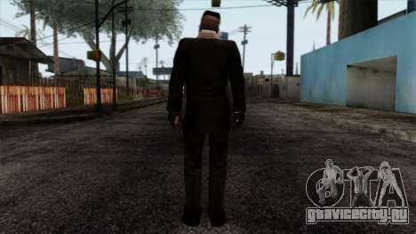 Resident Evil Skin 6 для GTA San Andreas второй скриншот