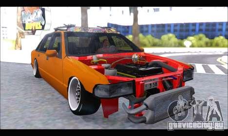 Taxi Extreme Tuning (Hellalfush) для GTA San Andreas