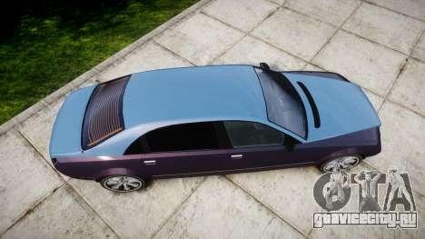 Enus Cognoscenti VIP для GTA 4 вид справа