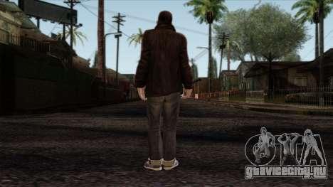 GTA 4 Skin 49 для GTA San Andreas второй скриншот