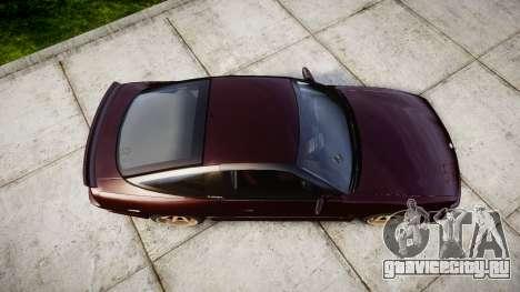 Nissan Silvia S14 Sil80 для GTA 4 вид справа