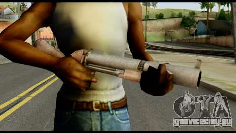 M79 from Max Payne для GTA San Andreas третий скриншот