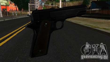 Colt M1911 from S.T.A.L.K.E.R. для GTA San Andreas второй скриншот
