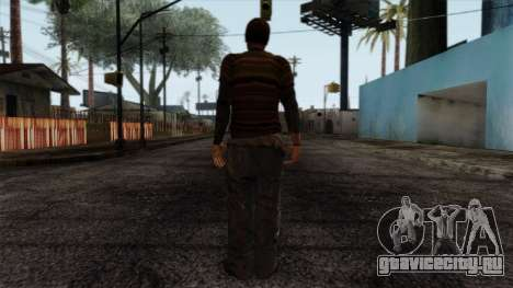 GTA 4 Skin 52 для GTA San Andreas второй скриншот